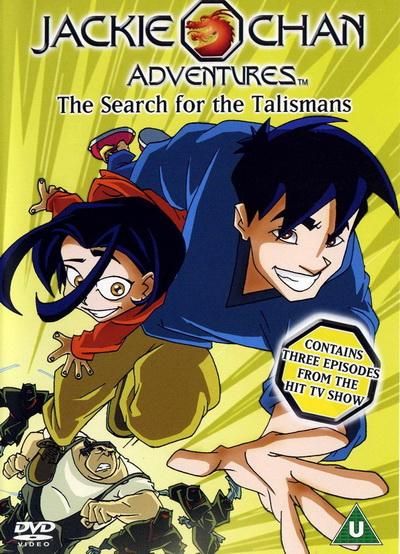 Приключения джеки чана jackie chan adventures